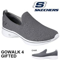 SKECHERS GO WALK 4 GIFTED スケッチャーズ ゴーウォーク4 ギフテッド 婦人...