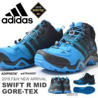 adidas (アディダス) SWIFT R MID Gore-Tex になります。  メンズ・紳士...