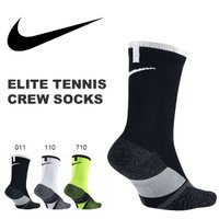 NIKE ELITE TENNIS CREW SOCKS ナイキ エリート テニス クルーソックス ...
