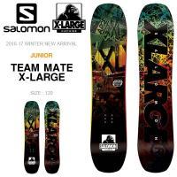 SALOMIN(サロモン)X-LARGE 板 ボード 16-17 16/17 2016-2017モデ...