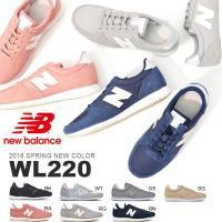 ニューバランス(new balance) WL220 となります。  【日本正規代理店品】 1980...