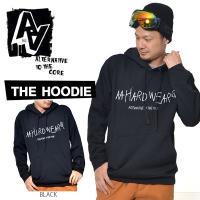 AA HARDWEAR(ダブルエー ハードウェア)    THE HOODIE(ザ フーディ) WA...