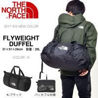 THE NORTH FACE (ノースフェイス)FLYWEIGHT DUFFEL(フライウェイトダッ...
