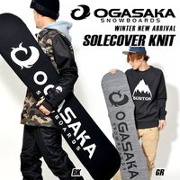 OGASAKA(オガサカ) 板 ボードケース ソールカバー    エッジの錆びにくい通気性の高いニッ...