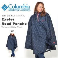 コロンビア(Columbia)Exeter Road Pocho(エクセターロードポンチョ)婦人・女...
