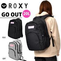 ROXY(ロキシー)GO OUT 婦人・女の子・女性用  アウトポケットに施された3D刺繍のブランド...