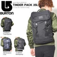 BURTON TINDER PACK 25L バートン ティンダー パック 25リットル 11016...