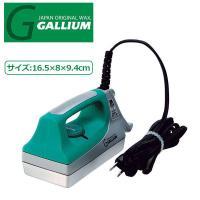 GALLIUM(ガリウム)ワクシングアイロン TU0154 3次元形成のハンドルは握り易く、スチール...
