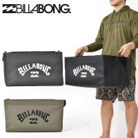 BILLABONG(ビラボン) 折りたたみバケツタイプのウエットバッグ。 ウエット以外にも濡れたもの...