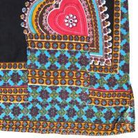 ダシキ アフリカン シャツ 民族衣装 ヒップホップ ダンサー メンズ レディース エスニック ファッション Black Sheep 父の日 プレゼント