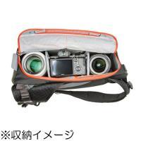 マインドシフトギア フォトクロス10 カメラスリングバッグ オレンジエンバー