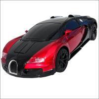 いいもの見つけた!世界最速のスーパースポーツカー!ブガッティが変形ロボに! 1:14スケールで再現!...