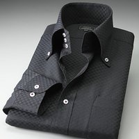 ワイシャツ 長袖 ドレスシャツ ドゥエボットーニ トレボットーニ 3枚組|emperormart|02