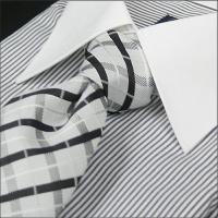 ワイシャツ 長袖 ドレスシャツ スリムフィット 10点セット|emperormart|04
