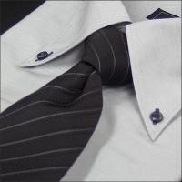 ワイシャツ 長袖 ドレスシャツ スリムフィット 10点セット|emperormart|06