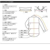 ワイシャツ 長袖 メンズ 14点セット スマートスタイル|emperormart|06