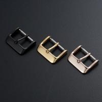 定番で使いやすいスタイルの尾錠です。サビに強い304ステンレスを使用した時計ベルト用の尾錠です。  ...