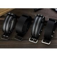 EMPIREブランドの人気時計ベルトのクラシックNATO G10シリーズ。 全長約300mmと長めの...