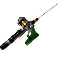 お手軽にワカサギフィッシングに挑戦できる釣り竿セットです。  【セット内容】 ワカサギロッド35cm...