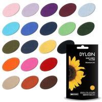 綿、麻、レーヨンの染色に! ■商品名 DYLON ダイロン プレミアムダイ ■カラー 全20色 ■容...