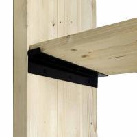 《商品詳細》 ■●Walist突っぱりジャッキで突っ張った支柱に使用する金具です。●1x4材または2...