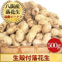 本場千葉県産100%の生落花生を料理にお使いください。  ※こちらの商品は未調理ですので、そのままで...