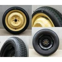 テンパータイヤと呼ばれる緊急タイヤ、応急タイヤをお手頃価格でご提供! 最近のクルマには、はじめから応...