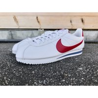 BRAND:NIKE MODEL:NIKE CLASSIC CORTEZ LEATHER  NO:7...