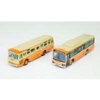 ザ・バスコレクションはNゲージ鉄道模型サイズ(1/150)です。 コレクションのほかにも、さまざまな...