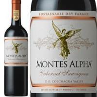 2014 MONTES ALPHA CABERNET SAUVIGNON / MONTES S.A....
