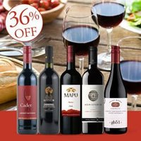 【送料無料】RC3-1 BEST SELLER RED WINE 5BTLS SET [750ml ...