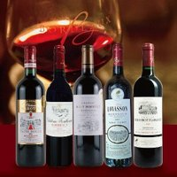 【37%OFF&送料無料】GOLD MEDAL BORDEAUX RED WINE 5BOTTLES...