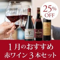 RED WINE 3BOTTLES SET KK1-1 / 750ml x 3  エノテカおすすめ!...