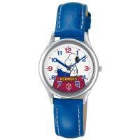 在庫状況:- 人気キャラクター、スヌーピーの腕時計です。   ■腕周りサイズ(約):最小120〜最大...