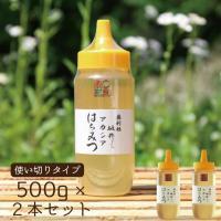はちみつ 国産 2本セット 特選アカシア蜂蜜 500g×2本セット アカシア 贈答 ギフト スイーツ パンケーキ 甘味 はち蜜 大容量 プレゼント 低糖質