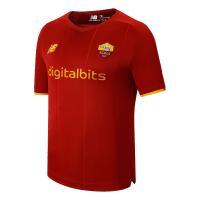 ASローマのオフィシャルユニフォームです。汗を吸収し速乾性に優れていますのでスポーツ時に着用するのに...