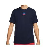 FCバルセロナのオフィシャルトレーニングウェア。クラブエンブレムロゴ入り。伸縮性がありコットンで出来...