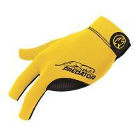 ビリヤードグローブ Predator 【プレデター】 プレデターセカンドスキングローブ イエロー 右利き用 L/XL (Glove Yellow L/XL RH) | ビリヤード グローブ