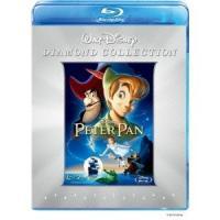 ピーター・パン ダイヤモンド・コレクション ブルーレイ+DVDセット 【Blu-ray】