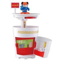 ムシ忍 セミニンのカップラーメンタワー おもちゃ こども 子供 男の子 3歳