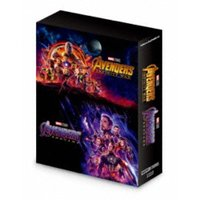 アベンジャーズ/エンドゲーム&インフィニティ・ウォー MovieNEXセット《数量限定版》 (初回限定) 【Blu-ray】