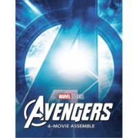 アベンジャーズ:4ムービー・アッセンブル《数量限定版》 (初回限定) 【Blu-ray】