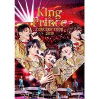 King & Prince/King & Prince CONCERT TOUR 2019《通常盤》 【DVD】