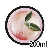 ザ ボディショップ ボディバター ピンクグレープフルーツ 200ml|eshop-earth