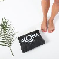[送料無料ゆうパケット]【ALOHA COLLECTION】 アロハコレクション 撥水ポーチ オリジナル・アロハ 【サイズ:M】 - The Original Aloha -