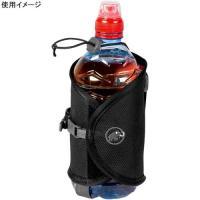 マムート(MAMMUT) ボトルホルダー Add-on bottle holder ブラック 0001 2530-00100 ボトルホルダー