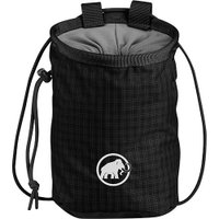 マムート(MAMMUT) チョークバッグ Basic Chalk Bag 0001 black 2290-00372 クライミング ボルダリング 登山 ポーチ アウトドア