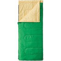 コールマン Coleman 寝袋 パフォーマーII C10 グリーン イエロー 2000027261 キャンプ アウトドア シュラフ 防災グッズ 防災用品