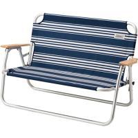 ●納期:翌営業日●送料:無料 [本商品について]アルミフレームで軽量なベンチ、2人座れるゆったりサイ...
