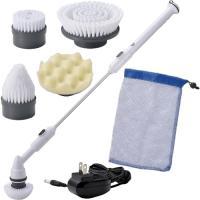 ショップジャパン(Shop Japan) 掃除用品 ターボプロ デラックスプラス 1063648 新生活 浴室 浴槽 掃除 お風呂掃除 ターボスクラブ